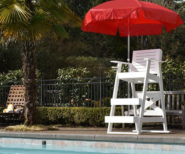SR Smith lifeguard chair