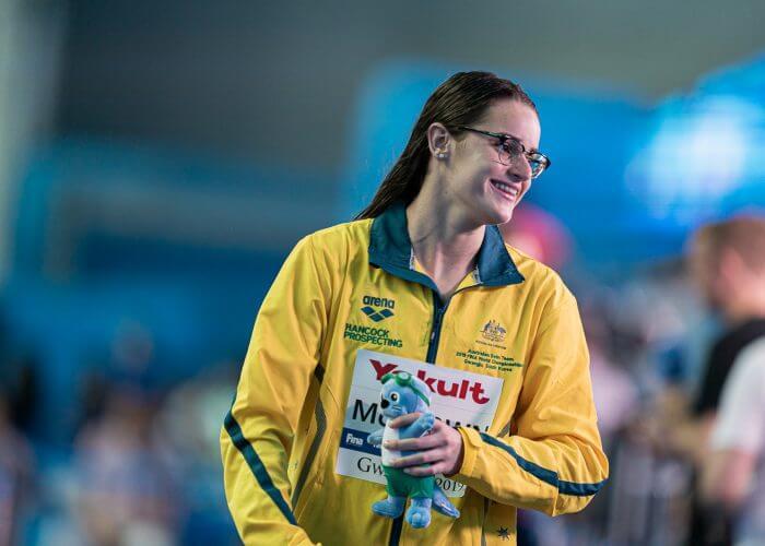 kaylee-mckeown, best women's swimmers