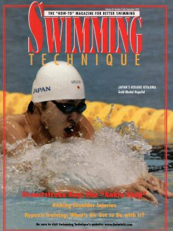 ST200307 Swimming Technique July - September 2003 Cover