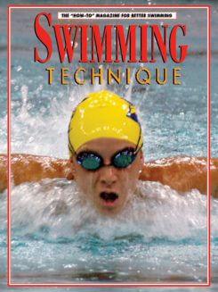 Swimming Technique 2008 Cover