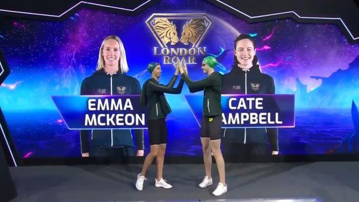 ISL: Campbell McKeon