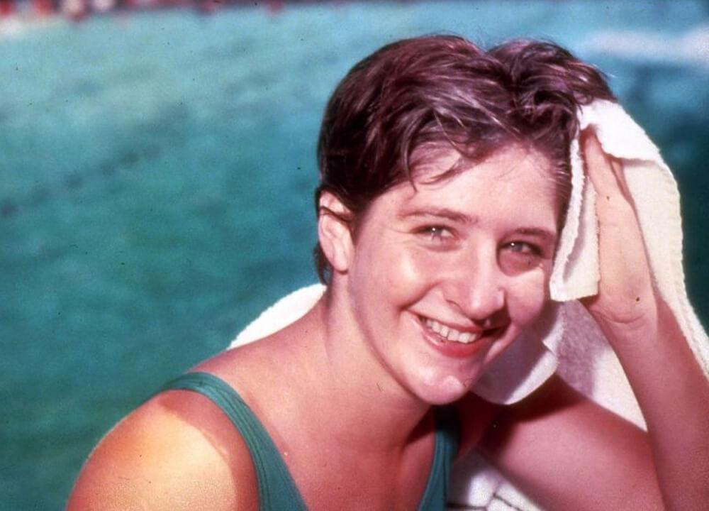 Swimming World October 2019 Dawn Fraser