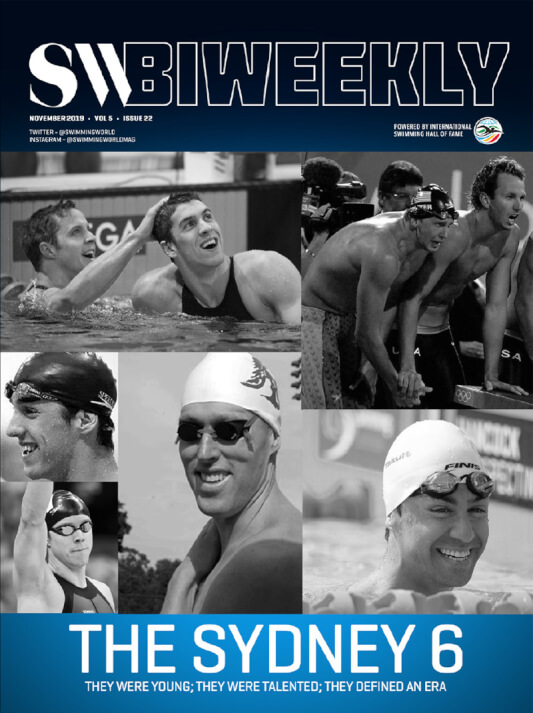 SW Biweekly - The Sydney 6 - Cover