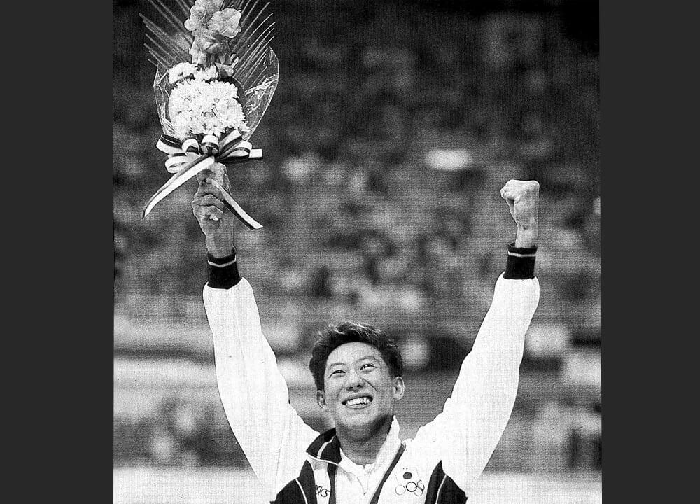 Swimming World December 2019 Swimmers of the Year - Takeoff to Tokyo - When Backstroke Went Rogue - Daichi Suzuki - 1988 Seoul Olympics