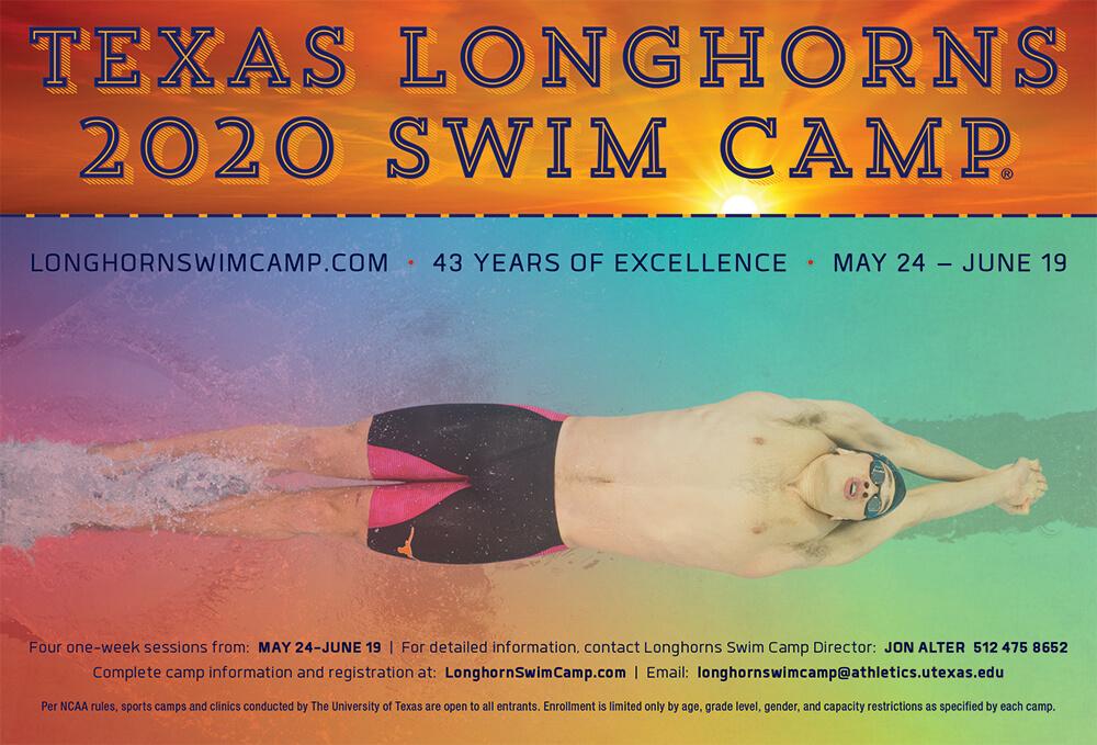 university-of-texas-longhorn-2020-swim-camp-ad