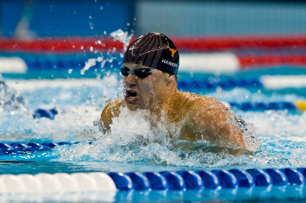 Brendan Hansen - swimmers