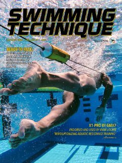 Swimming Technique January 2020 Cover - Ready To Race