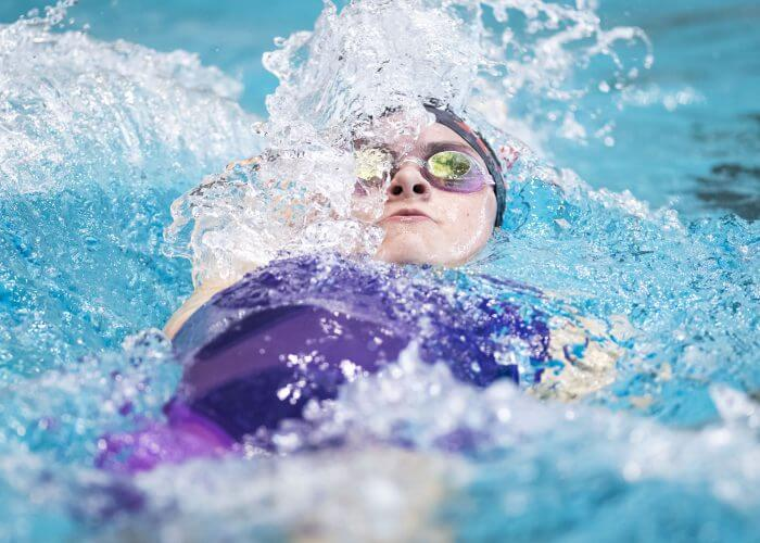 Nov. 21 - 2019 UH Phill Hansel Invitational - Houston NCAA Women's Swimming and Diving (Joe Buvid / For Houston Athletics)