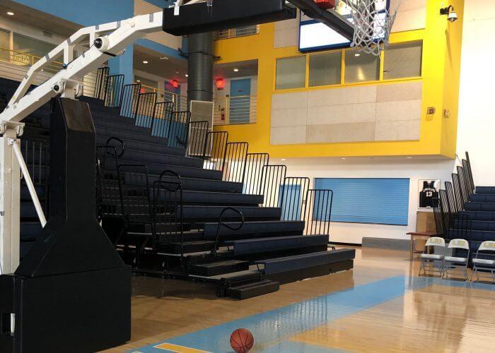 LIU-empty-basketball-mar20