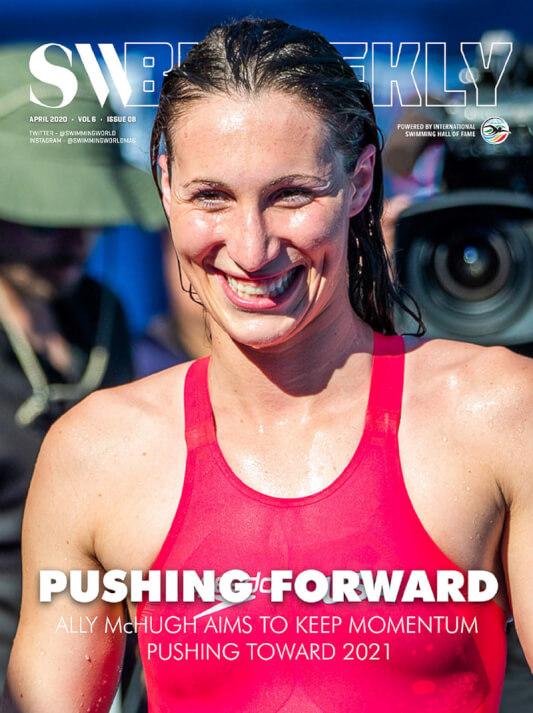 SW Biweekly - Pushing Forward: Ally McHugh Aims To Keep Momentum Pushing Toward 2021 - Cover