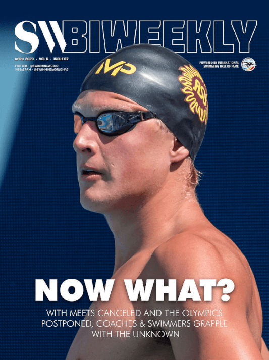 SW Biweekly - What Now After Olympics Postponed? - Cover