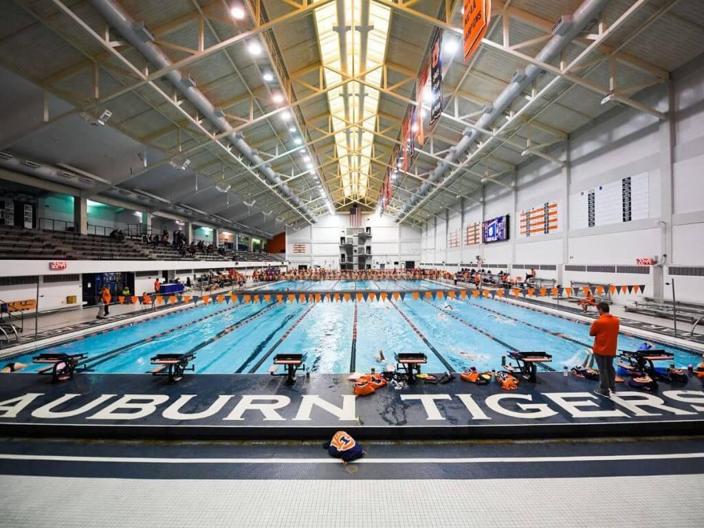 auburn pool
