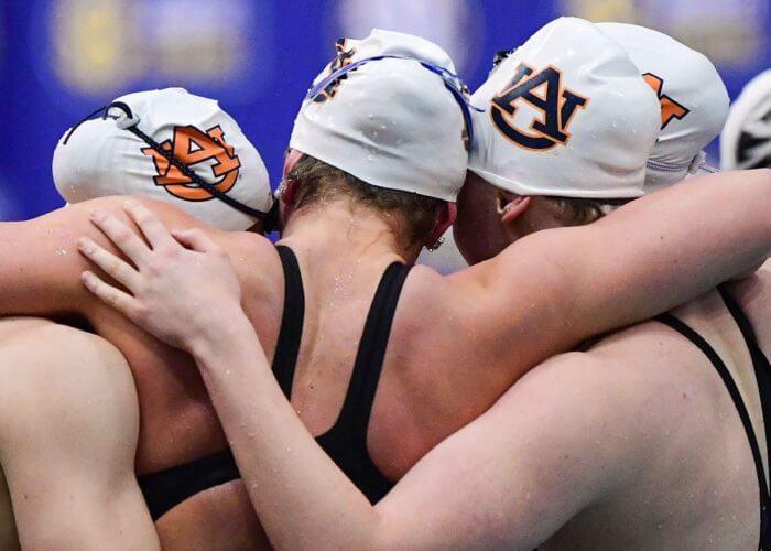 Auburn Teammates