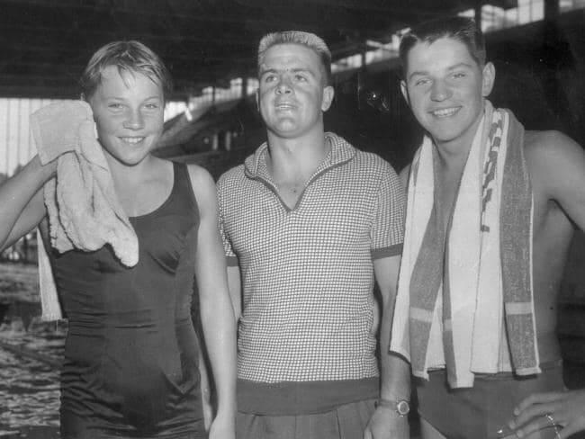Don Talbot and the Konrads Kids