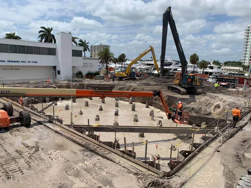 hall-of-fame-aquatic-center-construction