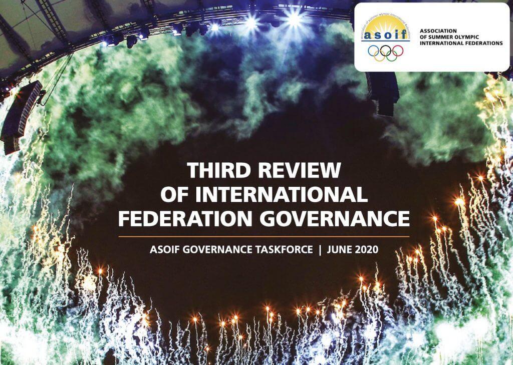OlympicGovernanceReviewFINAAssociationofSummer Olympic International Federations