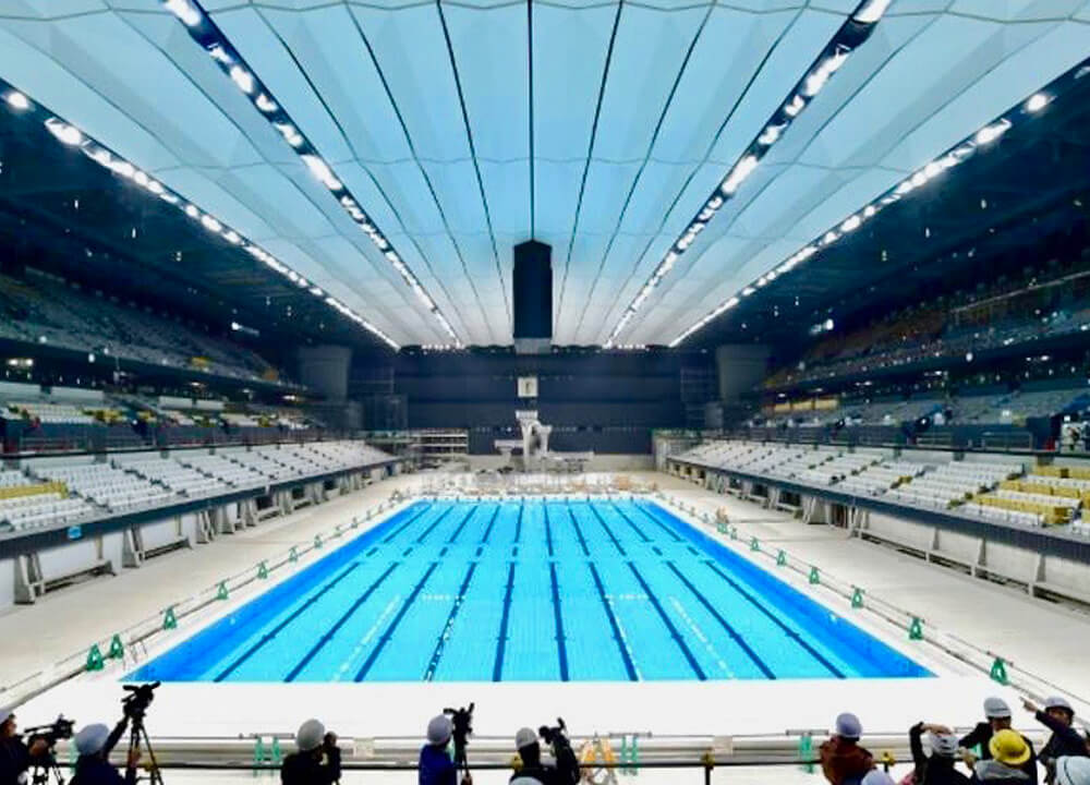 Voice For the Sport Tokyo Olympics pool