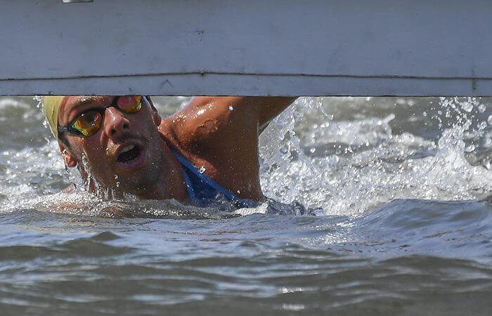 Gregorio Paltrinieri open water piombino