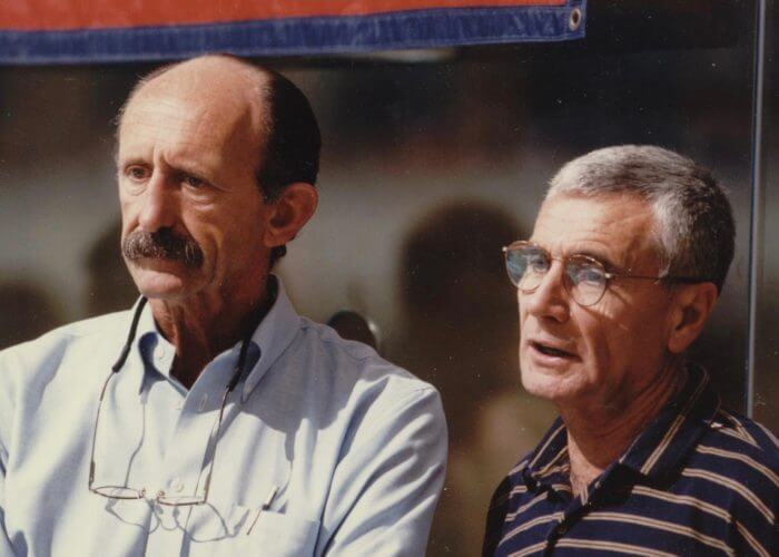 Ron Ballatore and Jon Urbanchek 1997 by Peter Bick (1)