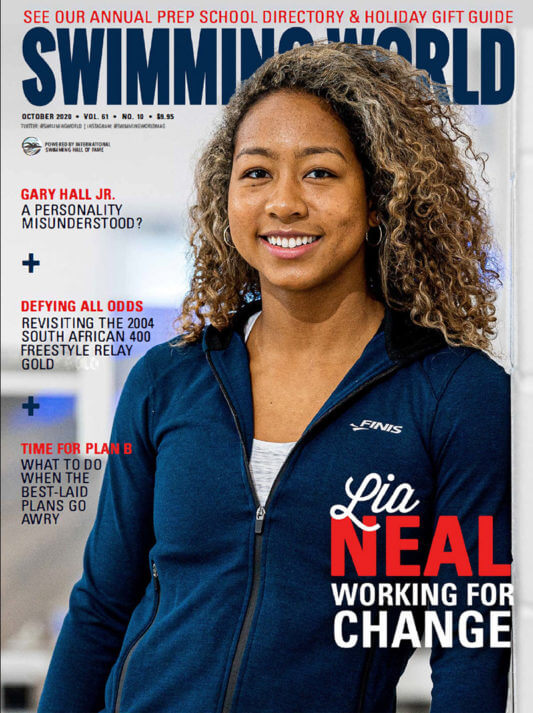 SW October 2020 - Lia Neal - Working For Change COVER