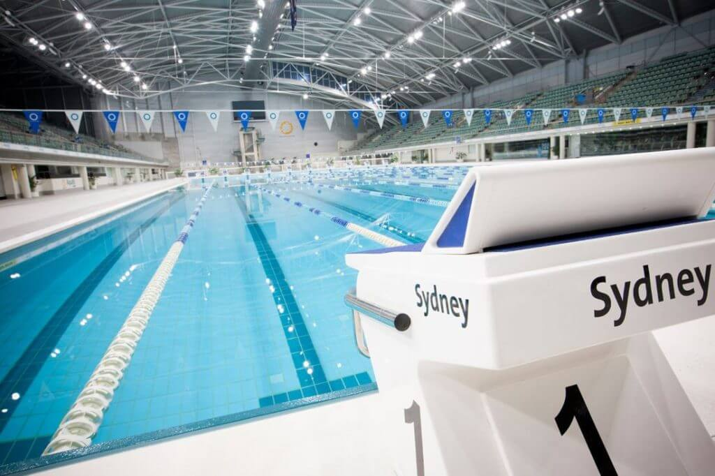 Sydney Aquatic Centre