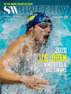 SW Biweekly COVER - 2020 U.S. Open - Nine Sites and Big Swims
