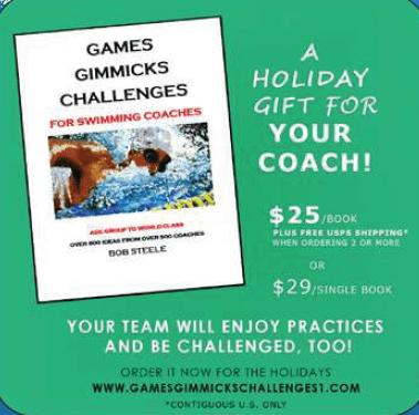 Games Gimmicks Challenges book ad December