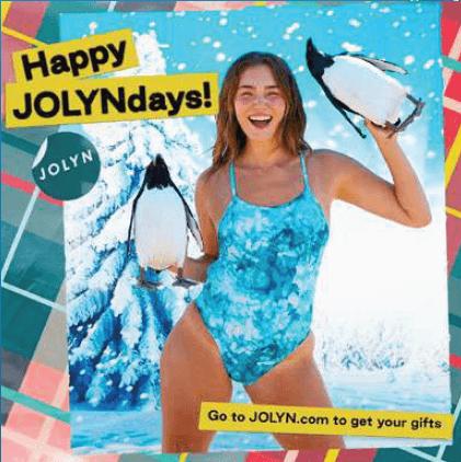 Jolyn ad December