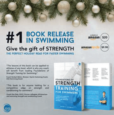 Swimmer Strength ad December