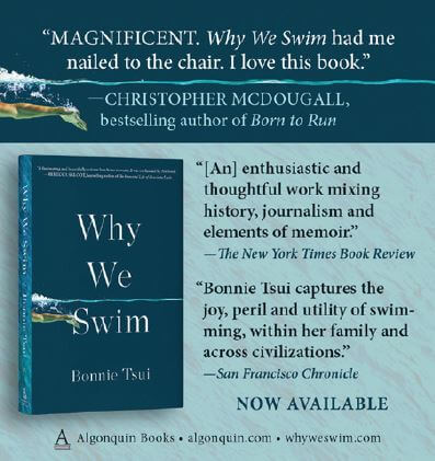 Why We Swim ad