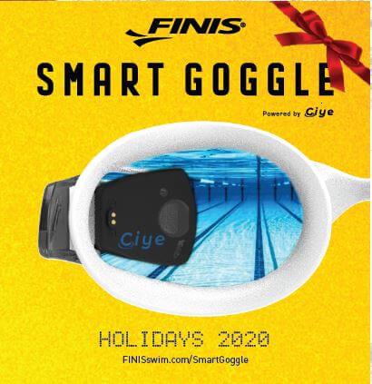 finis smart goggle ad