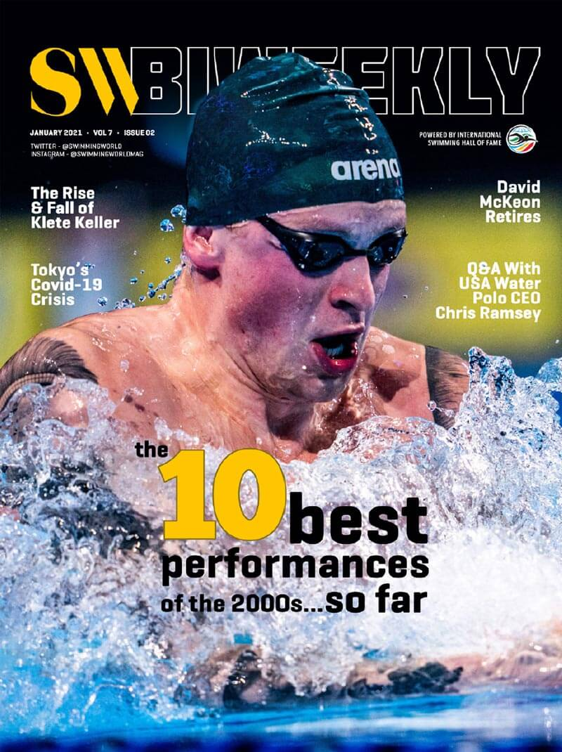SW Biweekly - The 10 Best Performances of the 2000s So Far - COVER