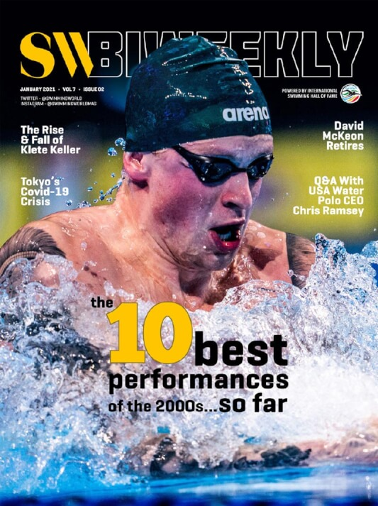 SW Biweekly - The Top 10 Best Performances of the 2000s... So Far! - Cover