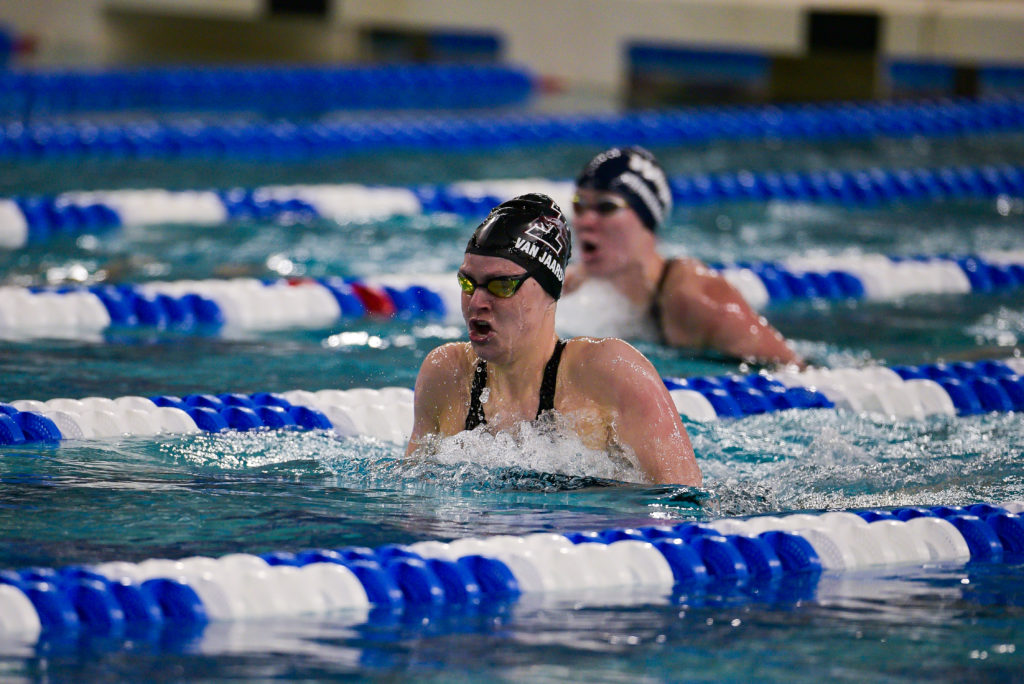 2021 NCAA Division II Women's Swimming and Diving Championship - Preliminary Round
