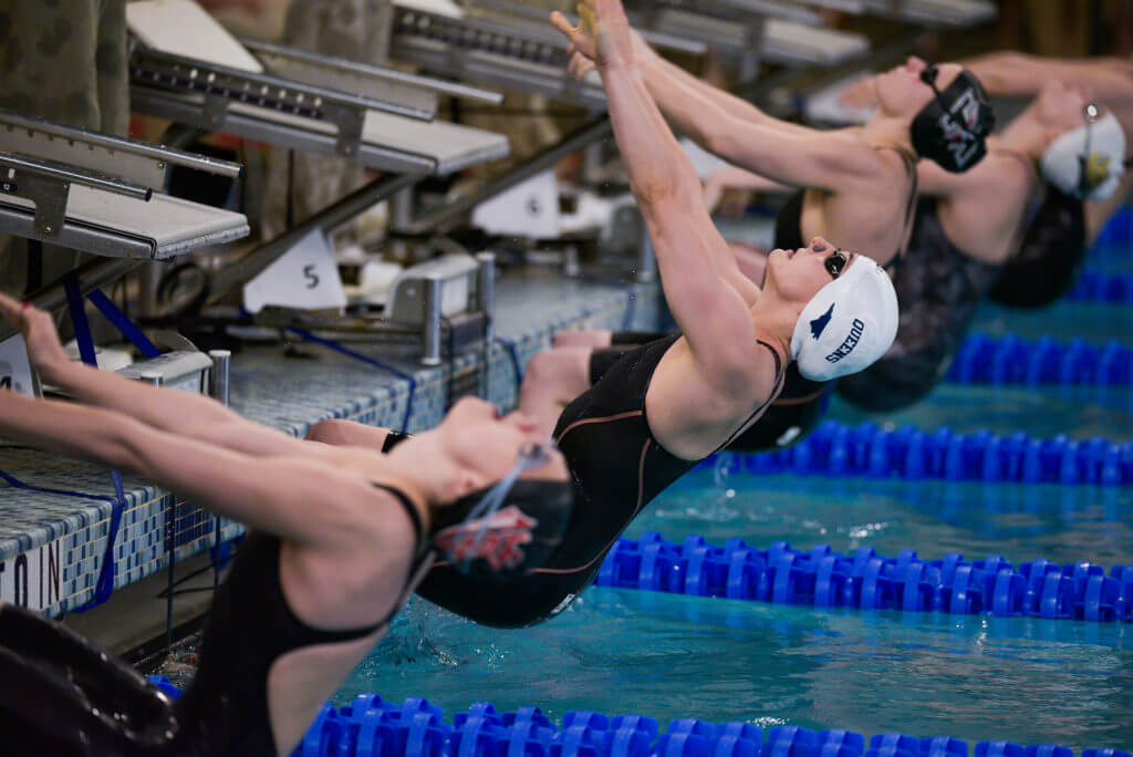 2021 NCAA Division II Women's Swimming and Diving Championship - Prelims