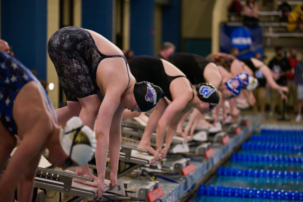 2021 NCAA Division II Women's Swimming and Diving Championship - Finals