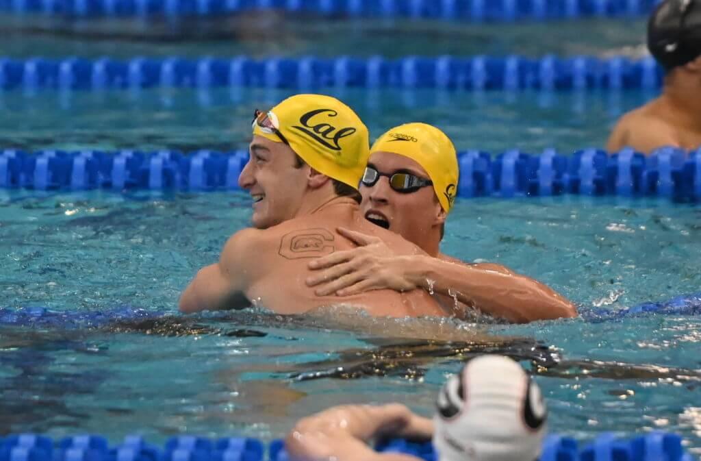 ryan hoffer, california golden bears, 2021 men's ncaa swimming championships