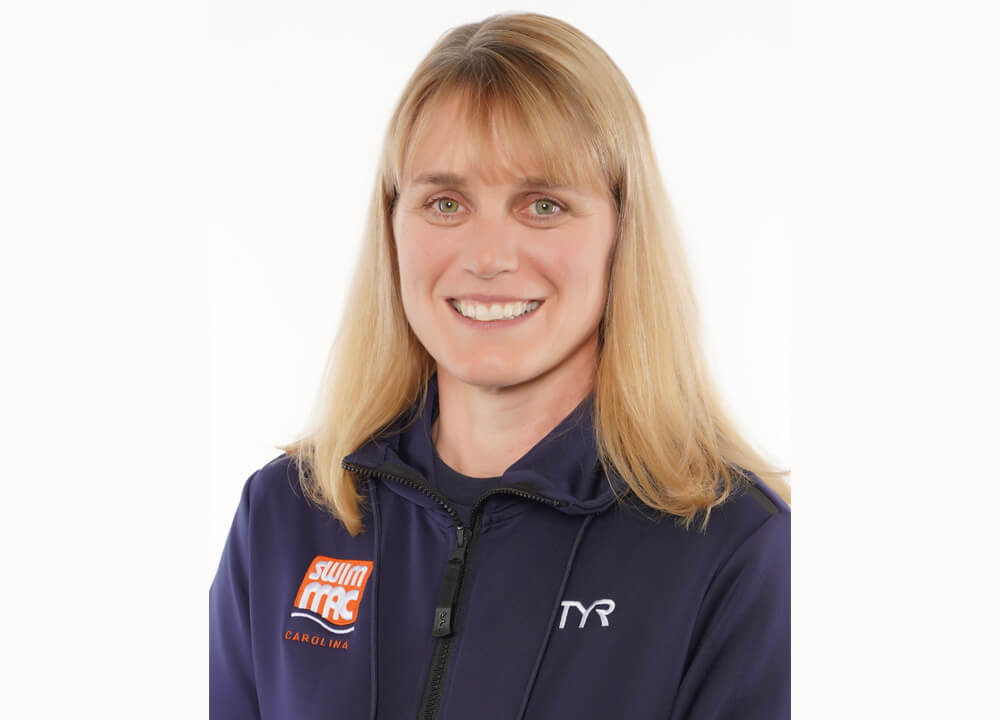 Swimming World April 2021 - Q and A with SwimMAC Coach Megan Oesting
