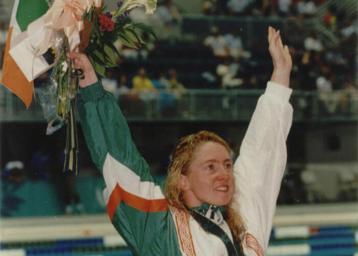 03 Michelle Smith 1996 Olympics by Tim Morse 2 copy1