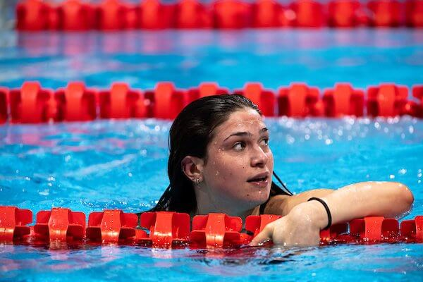 Benedetta Pilato 2021 European Championships