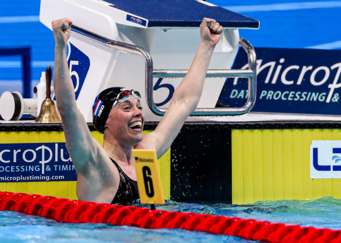 Femke Heemskerk gold 2021 European Championships