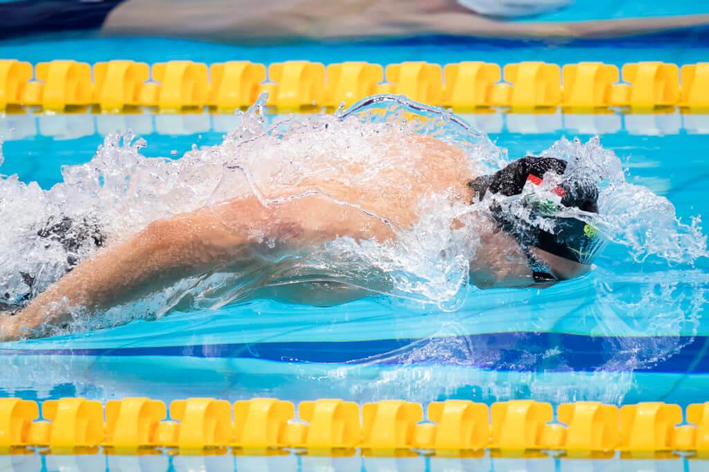Kristof Milak 2021 European Championships