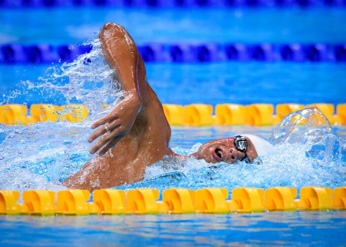 Mykhaylo Romanchuk European Championships