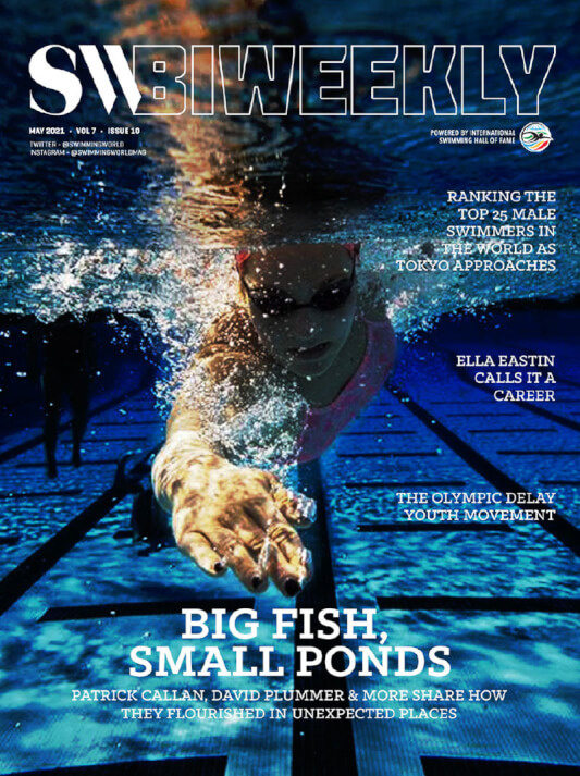 SW Biweekly - Big Fish, Small Pond: How Top Athletes Can Flourish In Unexpected Places - Cover