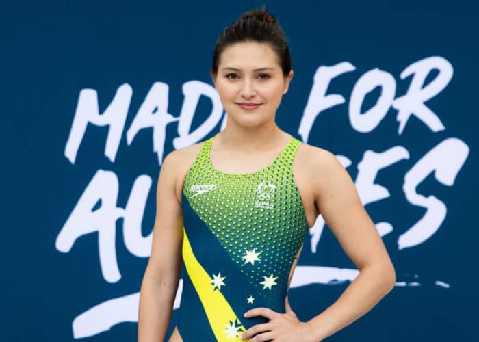 Speedo Uniform Launch Melissa Wu (AOC Diving Comp) (1)