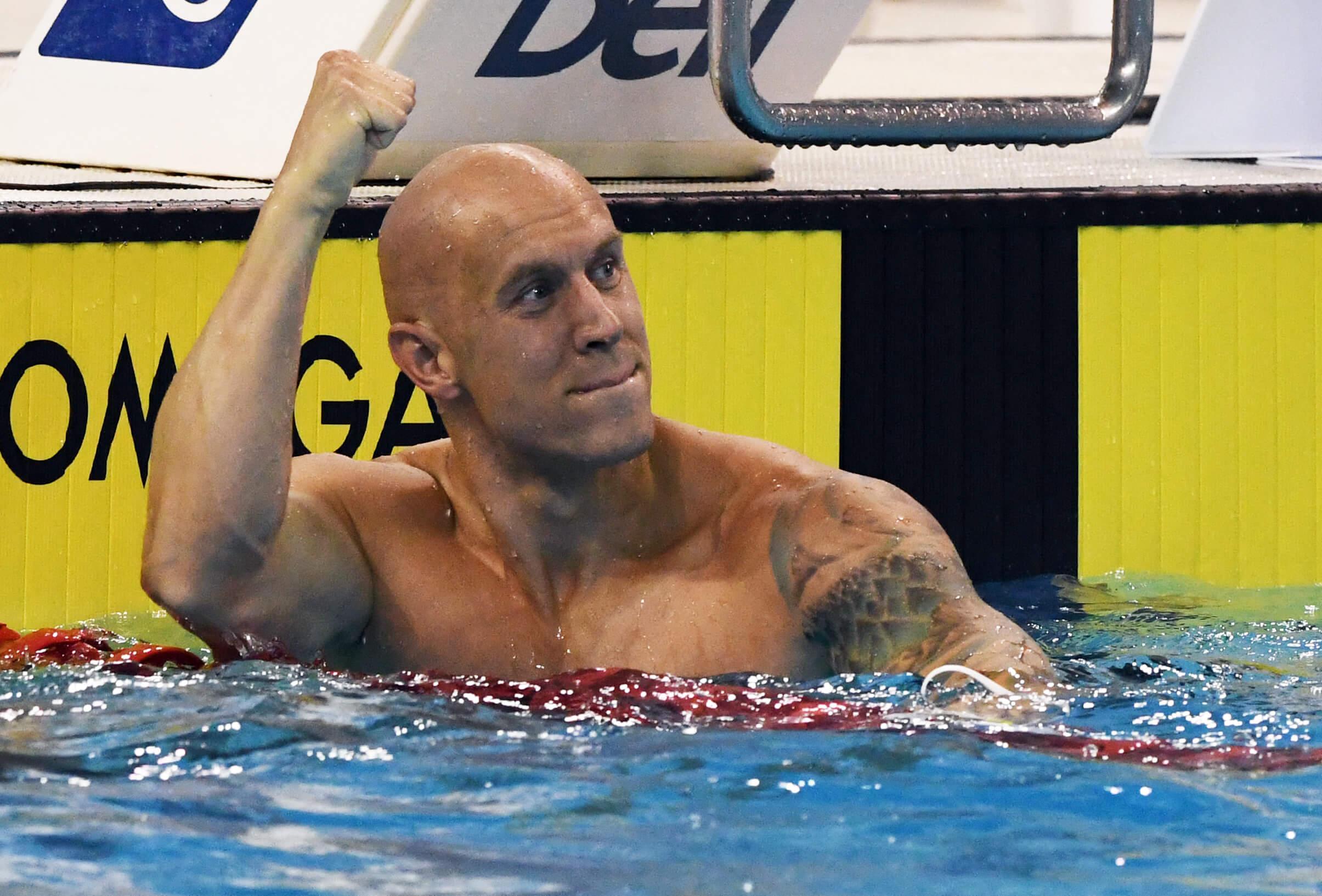 Brent Hayden-Olympic Swimming Trials-f-21june2021Photo Scott Grant