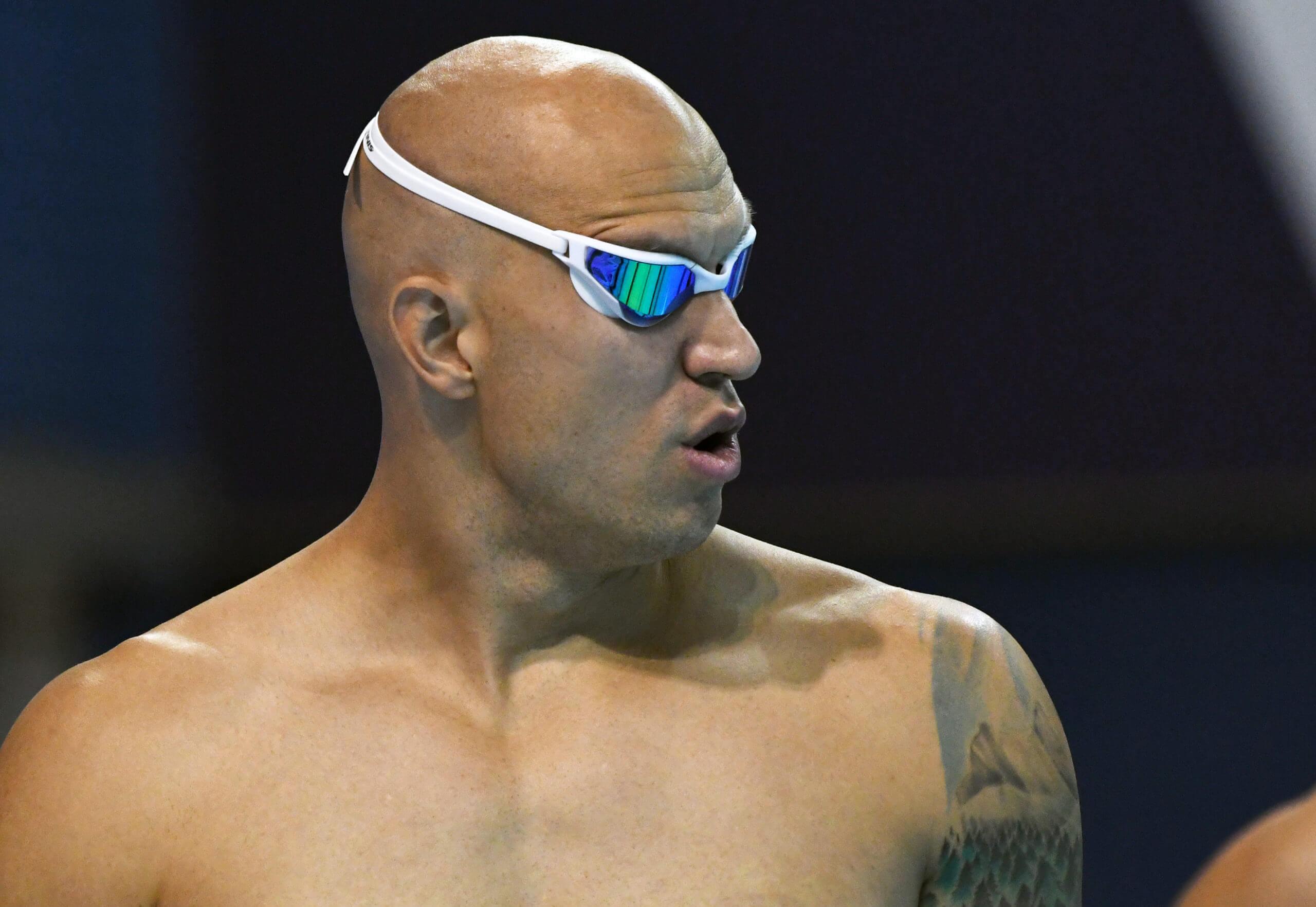 Brent Hayden-Olympic Swimming Trials-h-21june2021Photo Scott Grant