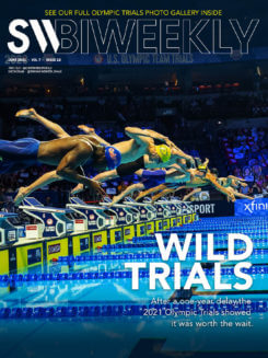 SW Biweekly 6-21-21 - Wild Trials - Olympic Trials Review - COVER