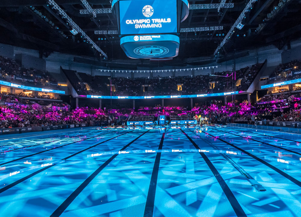 Swimming World June 2021 - Olympic Trials Preview