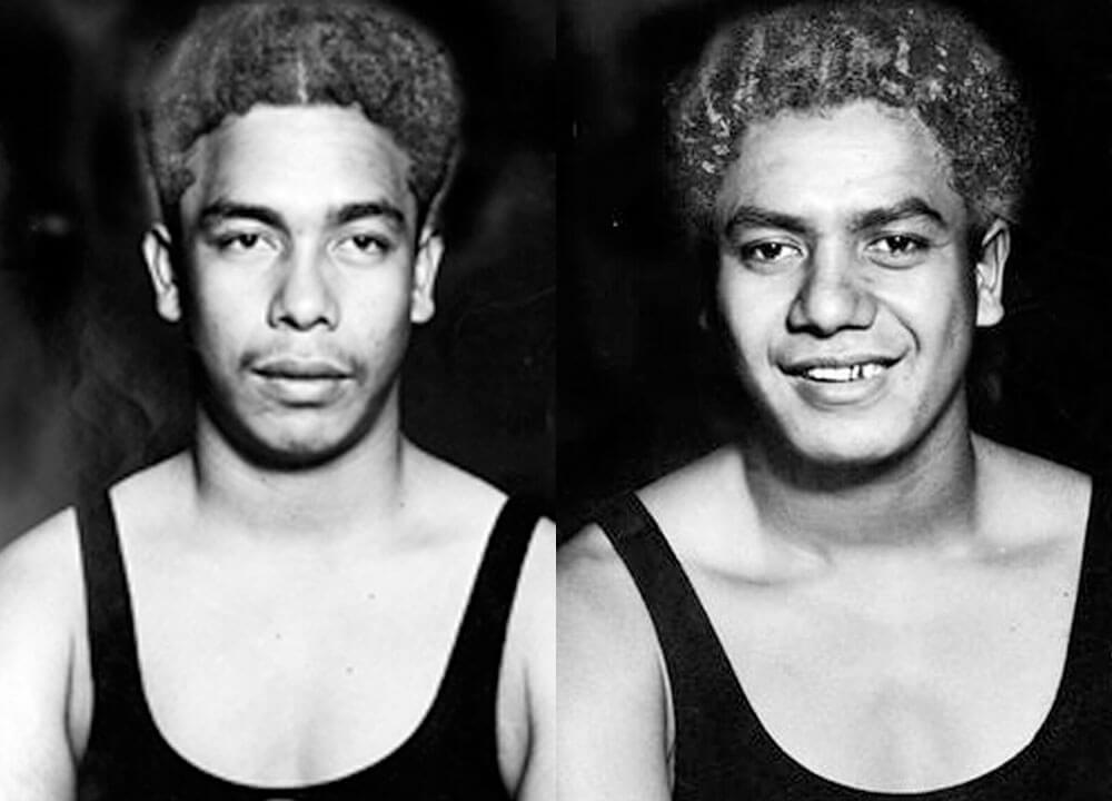 Swimming World June 2021 - Remembering Hawaii's Kalili Brothers - 90 Years Ago
